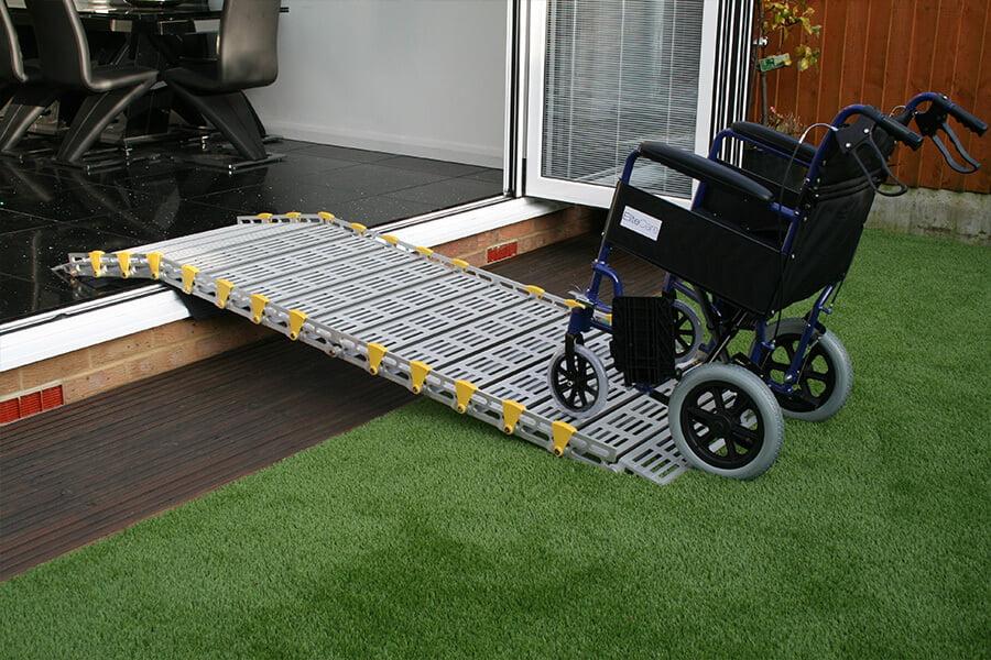 רמפה לכיסא גלגלים